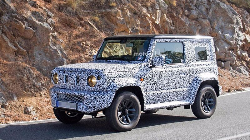 2018-Suzuki-Jimny-Spy-Photo