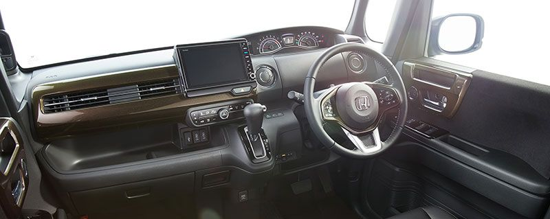 Honda-N-Box-Interior
