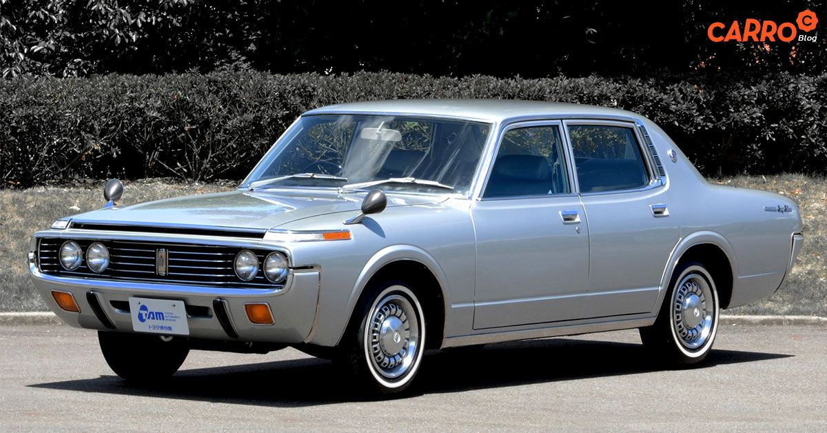 Toyota-Crown-MS60-JDM