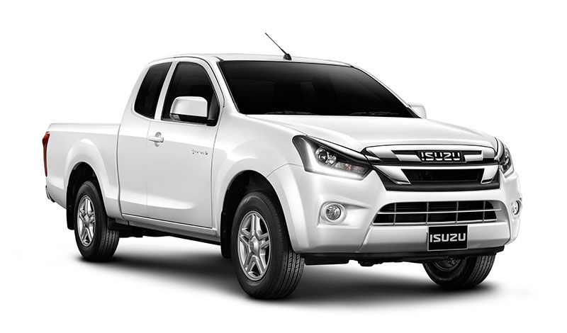2018-Isuzu-D-Max-Blue-Power