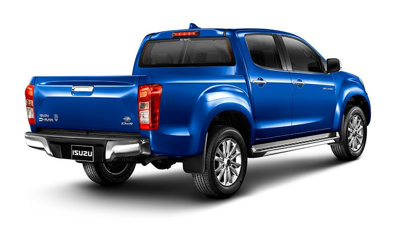Isuzu-D-Max-Blue-Power