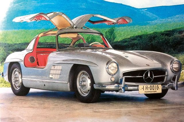 Mercedes-Benz-300-SL-(W198)
