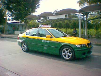 BMW-Series-3-Taxi