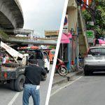 Bangkok-Starts- Collecting- Parking-fees-On-66 Roads