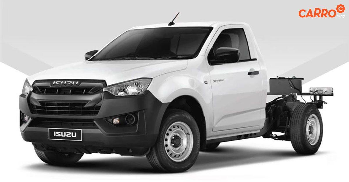 Isuzu-D-MAX-Spark-Cab-Chassis