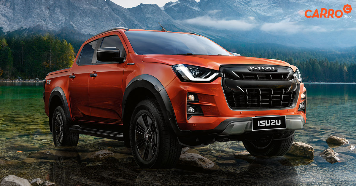 All-New-Isuzu-D-Max-V-Cross