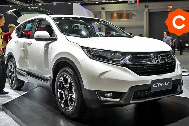 Honda-CR-V-5-Seats