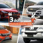 Top-Three-Cars-Customer-Satisfaction-In-Thailand