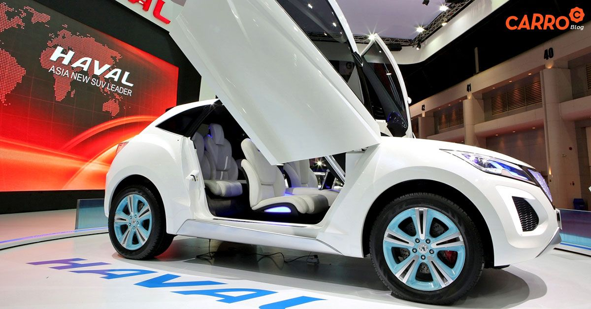 Great-Wall-Motors-Haval-SUV-In-Motor-Show-2013