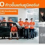 CARRO ยูนิคอร์น! รายแรกของตลาดยานยนต์ ASEAN ระดมทุน Series C ได้ 360 ล้านเหรียญสหรัฐฯ จาก SoftBank Vision Fund 2