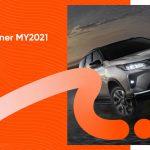 Toyota เปิดตัว Toyota Fortuner 2021 ในราคา 1,351,000 – 1,879,000 บาท